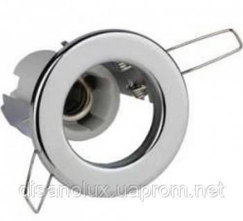 Світильник точковий R80S Е27 Білий