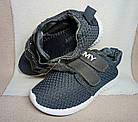 Текстильные кроссовки от Alemy Kids, р. 31-36, фото 3