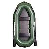 Надувная лодка Bark (Барк) В280 трехместная гребная