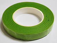Флористическая лента (тейп-лента) зеленая