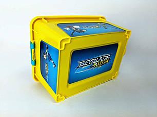Beyblade Box + 5 блейдов - подарочный набор, фото 3