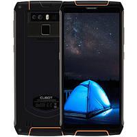 "Смартфон Cubot King Kong 3 4/64Gb, 16+2/8Мп, 5.5"" IPS, 6000mAh, 2SIM, 4G, IP68, Helio P23, 8 ядер"