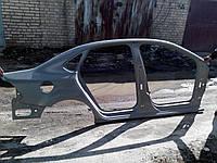 Фольксваген Поло Седан 2010-2014 (Volkswagen Polo) Крило заднє праве + стійка передня права, фото 1