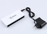 Коммутатор сетевой  8 портов, Ethernet 10/100Mb с БП, фото 2