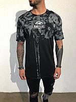 Мужская футболка Black Island ADA1942 черная