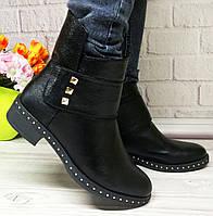 Женские ботинки на липучке от производителя