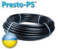 Слепая капельная трубка Presto-PS 16мм (бухта 150м)