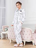 Хлопчатобумажная пижама DN24, фото 1