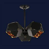 Светильники люстры Levistella 756PR9564-3 BK