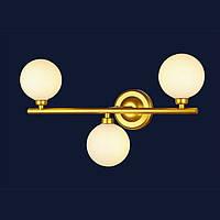Светильники люстры Levistella756WL002-3 GD