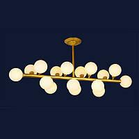 Светильники люстры Levistella756WL0016-16 GD