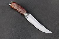 """Нож ручной работы  из нержавеющей стали n690 """"Селкет"""""""