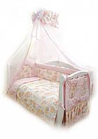 Детская постель Twins Comfort С-013 Пушистые мишки + БЕСПЛАТНАЯ ДОСТАВКА