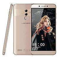 Смартфон Leagoo T8S (gold) 4Gb/32Gb оригинал - гарантия!