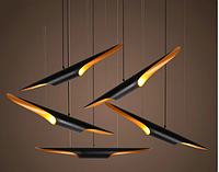 Дизайнерская люстра лофт 756PR0912-6 BK