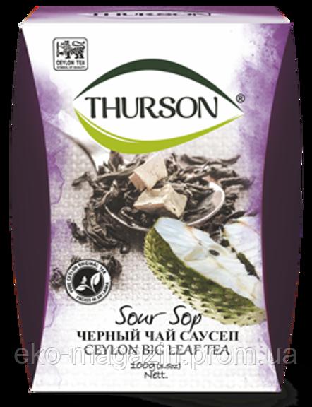 "Чай Турсон ""Черный соусеп"" 100гр, 250гр-107грн"