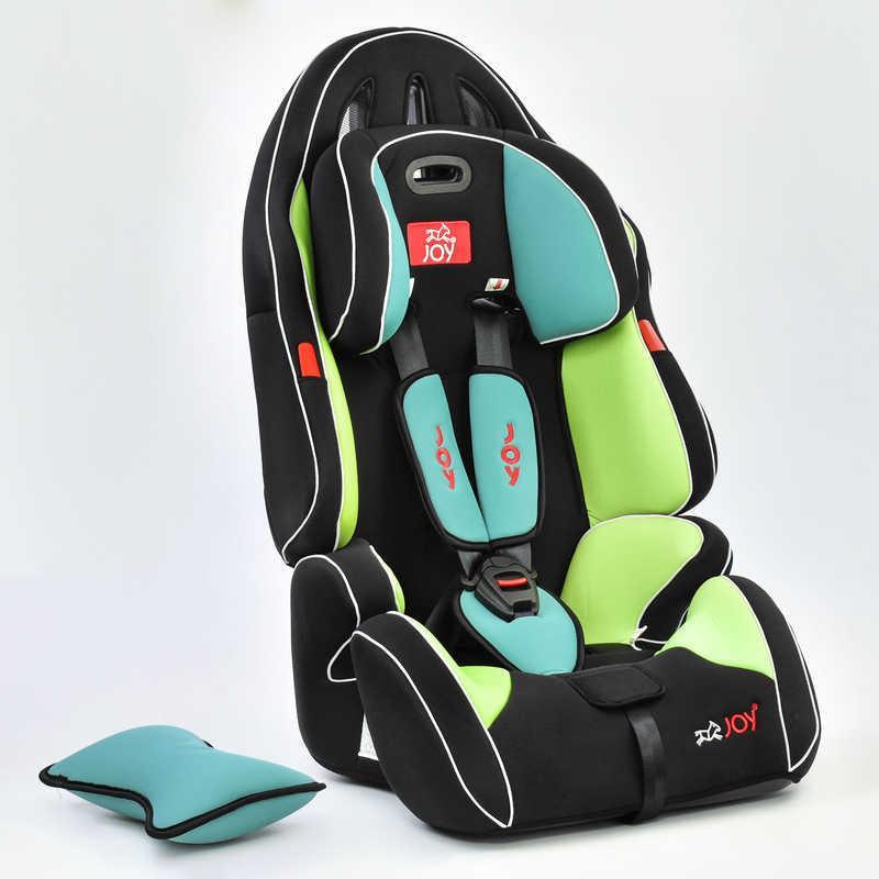 Автокресло универсальное G 5090 (2) Цвет чёрно-зелёный 9-36 кг Joy