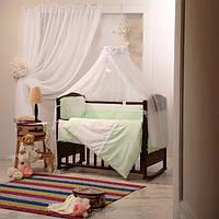 Комплект постельного белья Darling зеленый, фото 1