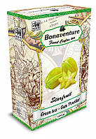 """Зеленый чай """"Starfruit"""" (Карамболь) - Bonaventure 100 г."""