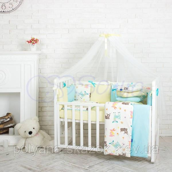 Постельный комплект Baby Design Bambi, фото 1