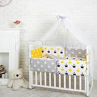 Комплект Comfort Желтые короны, фото 1