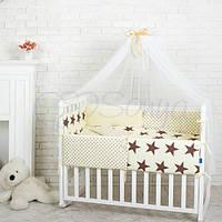 Комплект Comfort Шоколадные звезды, фото 1