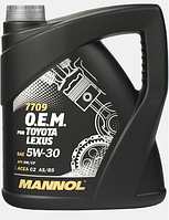 Моторне масло Mannol O. E. M. for Toyota Lexus 5W30 1L