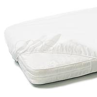 Наматрасник непромокаемый натяжной в кроватку 60х120, фото 1