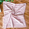 Плед Сердечко розовый
