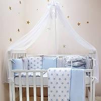 Baby Design Премиум Stars голубой, фото 1