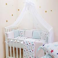Baby Design Премиум Stars разноцветный, фото 1