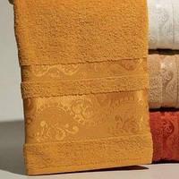 Полотенце банное махровое Турция 70-140 см 100% хлопок разные цвета