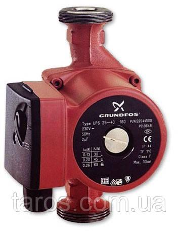 Циркуляционный насос GRUNDFOS UPS 32-80 180 (UPS 32-70 180)