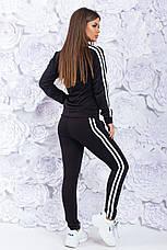 Спортивный костюм с лампасами , фото 3
