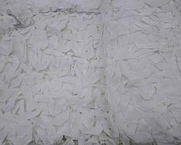 Маскировочная сеть белая синтетическая, фото 3