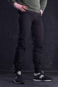 Брюки-чинос мужские Bronson (Бронсон) чёрные размер L