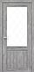 Міжкімнатні шпоновані двері Korfad Classico CL-01, фото 6