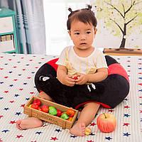 Кресло детское Неуползайка. Красный