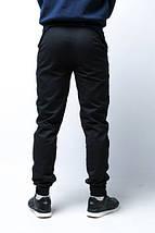 Брюки-чинос мужские Bronson (Бронсон) чёрные , фото 3