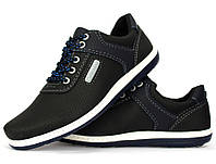 Туфлі чоловічі спортивні в стилі коламбия (КЛС-23чсб) 7be154a0fb767