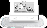 Проводной комнатный недельный программатор для котла Tech st-292 V3