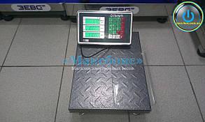 Весы торговые до 150 кг Олимп 102A