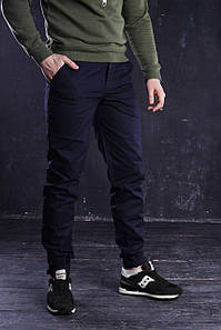 Брюки-чинос мужские Bronson (Бронсон) синие
