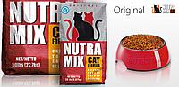 Сухой корм Nutra Mix Original (Нутра Микс Оригинал)  для кошек с курицей 9,07 кг