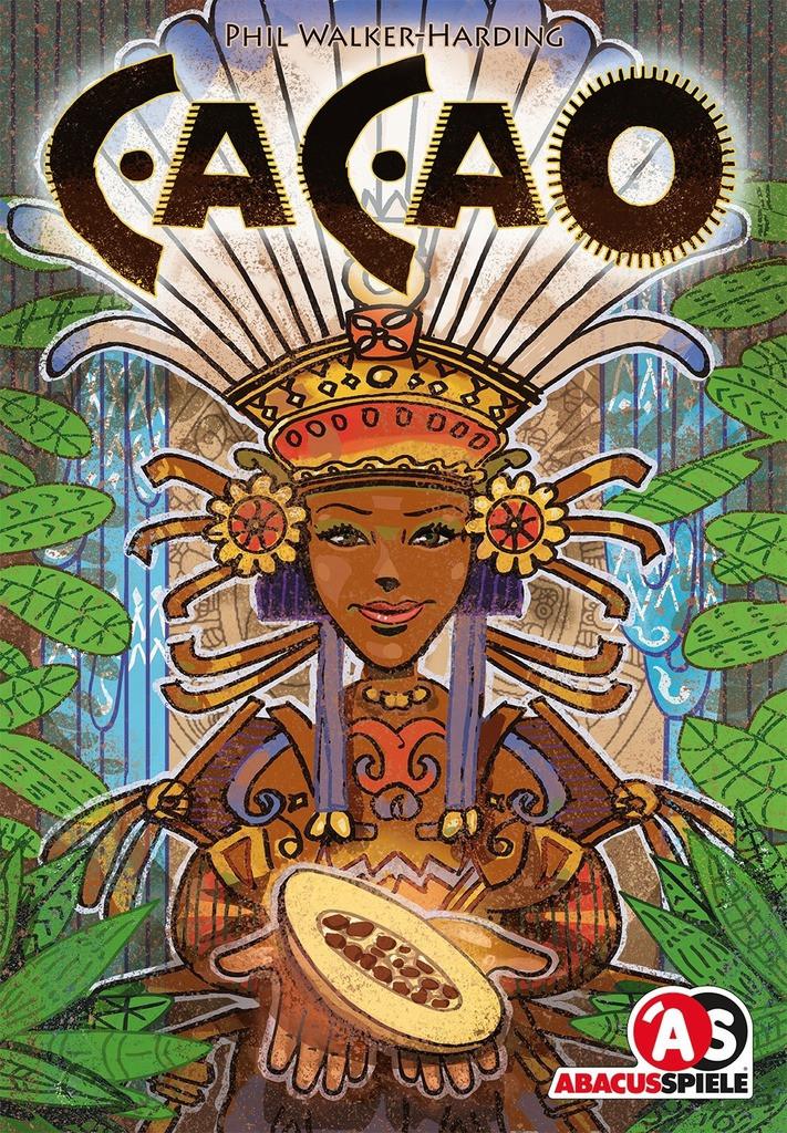 Настольная игра Cacao