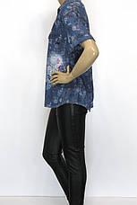 Джинсовые рубашки больших размеров, фото 2