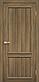 Шпоновані міжкімнатні двері Korfad Classico CL-03, фото 5