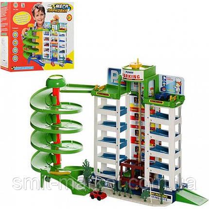 ГАРАЖ 922   39,5-34-5-10 см Мега парковка, 6 уровней, 4 машинки, лифт, фото 2