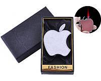 Зажигалка в подарочной коробке Apple (Турбо пламя) №XT-5-3