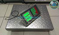 Весы товарные 300 кг TCS В 102 Китай